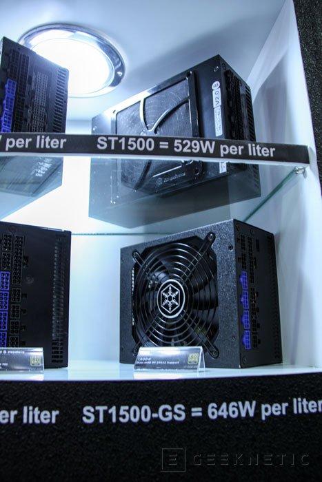SilverStone reduce el tamaño de su Strider ST1500 de 1500W, Imagen 2