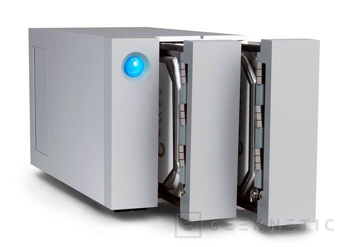 LaCie añade conectividad Thunderbolt 2 a sus discos externos 2big, Imagen 1