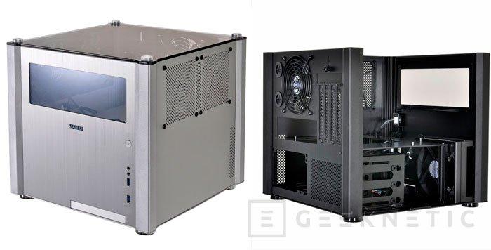 Lian Li lanza dos nuevas torres compactas y modulares, Imagen 1