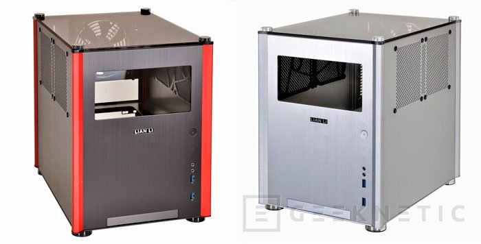Lian Li lanza dos nuevas torres compactas y modulares, Imagen 2