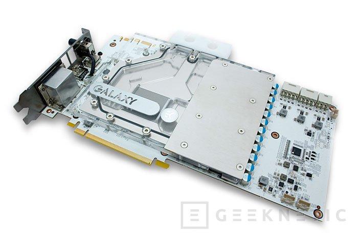 Galaxy lanza su GTX 780 Ti HOF V20 con bloque de refrigeración líquida propio, Imagen 1