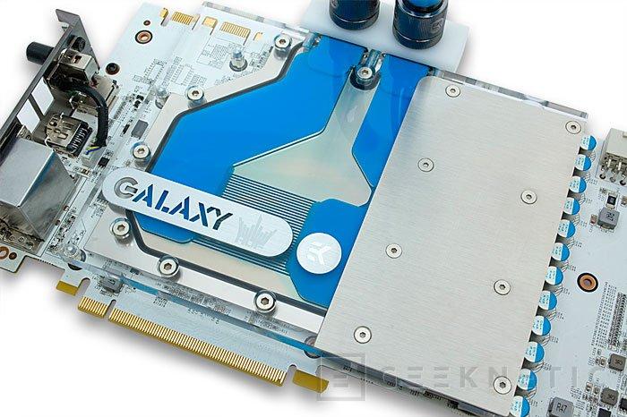 Galaxy lanza su GTX 780 Ti HOF V20 con bloque de refrigeración líquida propio, Imagen 2