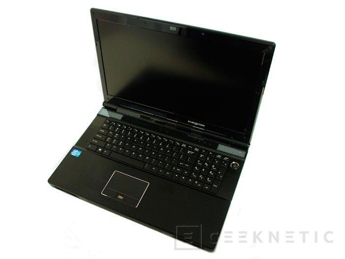 Eurocom Phanter 5: el portátil más potente del mundo, Imagen 1