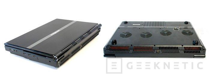 Eurocom Phanter 5: el portátil más potente del mundo, Imagen 3