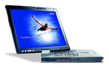 Nuevo Acer TravelMate C300, Imagen 1