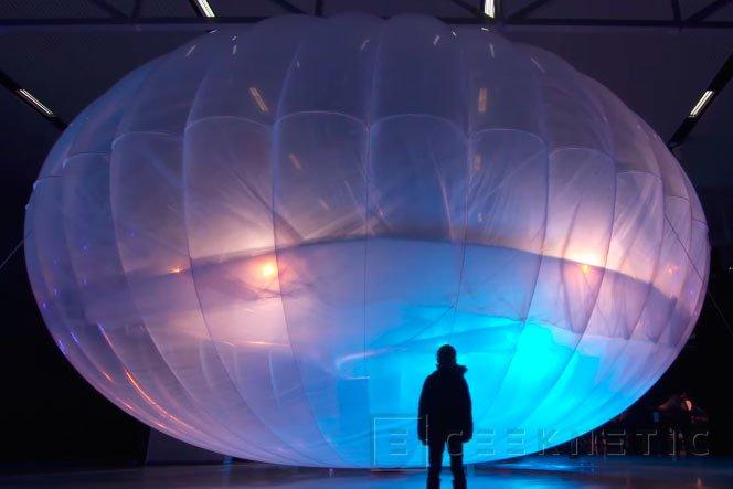Google tendrá lista su red de globos con Internet en 2015, Imagen 2
