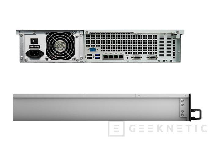 Synology actualiza su gama alta de NAS en formato rack con los RS3614xs y RS3614RPxs, Imagen 2