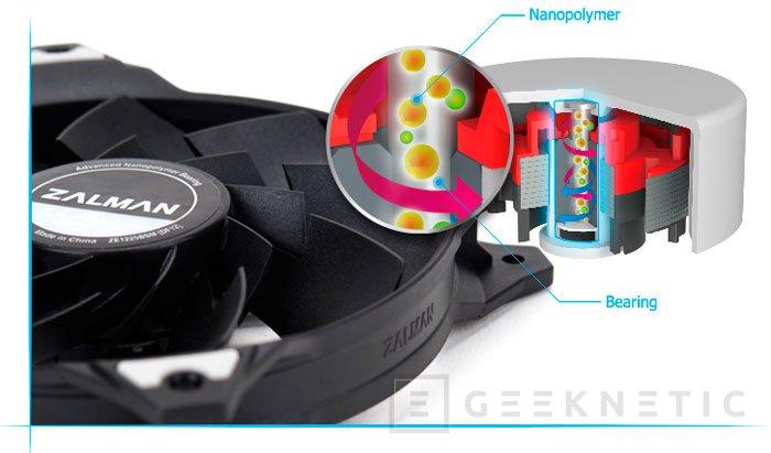 Zalman lanza sus ventiladores de doble aspa ZM-DF12, Imagen 3