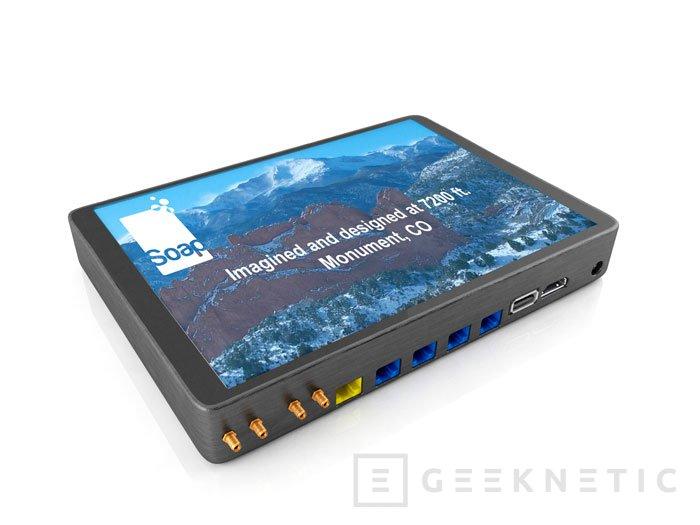 Soap, un router táctil con Android en su interior, Imagen 1