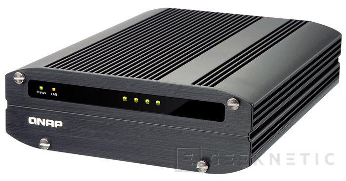 QNAP presenta el IS-400 Pro NAS para entornos duros, Imagen 1
