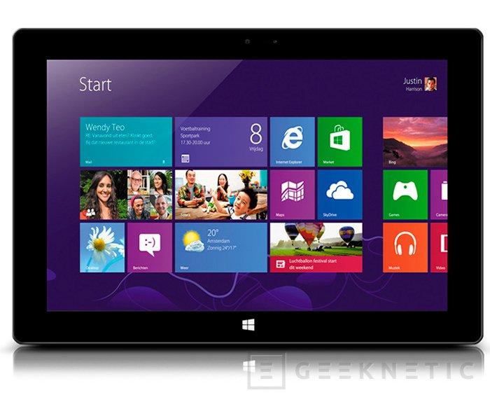 Point of View se apunta a Windows 8 con las nuevas Mobii Wintab, Imagen 1