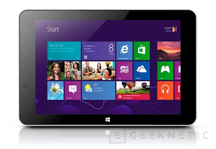 Point of View se apunta a Windows 8 con las nuevas Mobii Wintab, Imagen 2