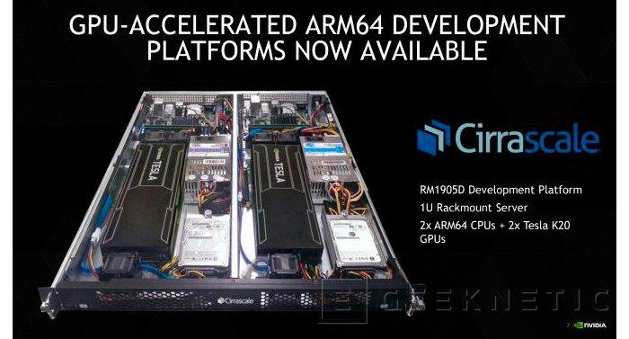 Tesla ahora puede correr sobre ARM64, Imagen 1