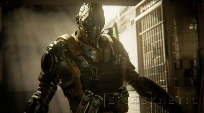 Epic Games muestra Unreal Engine 4 en Android con un Nvidia Tegra K1, Imagen 1