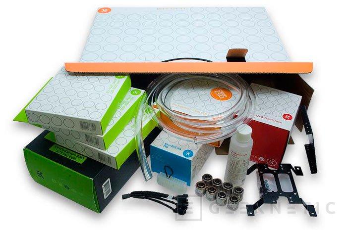 EK presenta nuevos kits de refrigeración líquida completa para entusiastas, Imagen 1