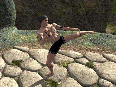 Lucha de Titanes en Jaxe, Imagen 2
