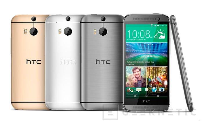 HTC anuncia la versión dual-SIM del HTC One M8, Imagen 1