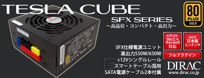 Dirac tiene la fuente SFX más potente del mercado , Imagen 1