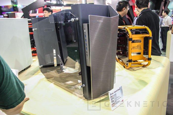 A la venta las primeras unidades de la original torre IN WIN S-Frame, Imagen 1