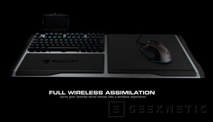 ROCCAT Sova, jugar con teclado y ratón desde el sofá ya es posible, Imagen 2