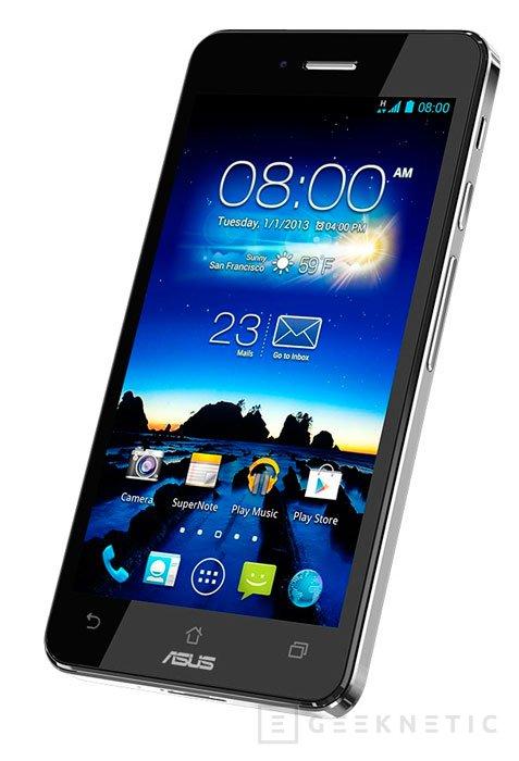 ASUS lanza el PadFone S y el ZenFone 5 con LTE, Imagen 2