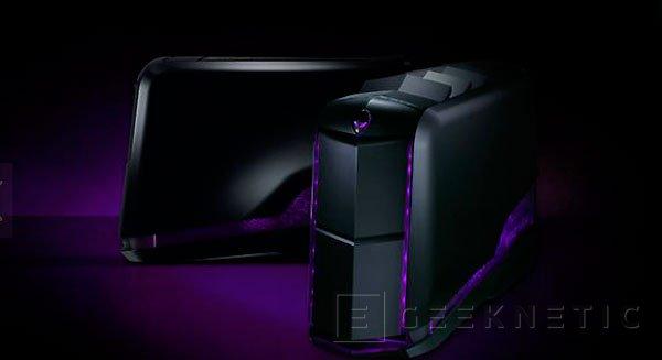 Alienware integra la TITAN Z en su nuevo sobremesa gaming, Imagen 1