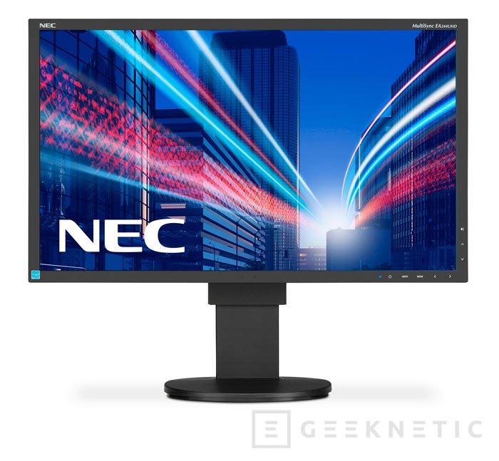 NEC tiene otro nuevo monitor 4K con panel IPS, Imagen 1