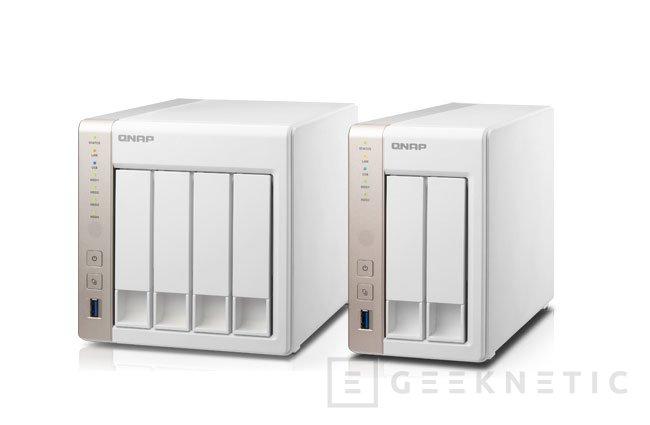 QNAP actualiza sus gama de  NAS domésticos con los nuevos TS-x51, Imagen 1