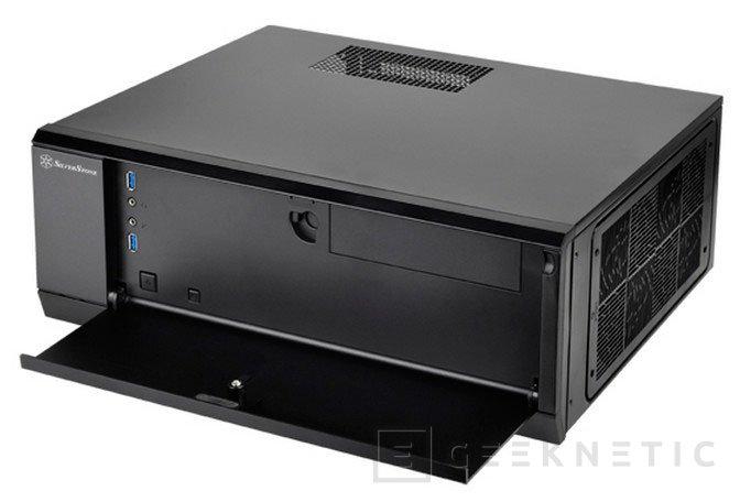 SilverStone lanza su nueva torre Grandia GD10 para HTPC ATX, Imagen 2