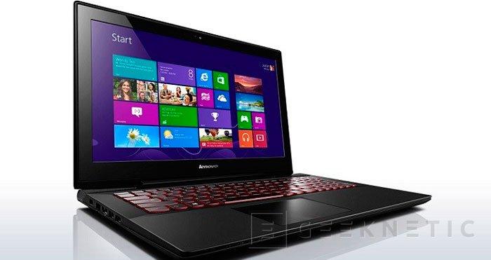 Lenovo también apuesta por los 4K en la actualización de su portátil Y50, Imagen 1