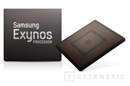 Samsung integrará modems LTE en sus chips Exynos, Imagen 1
