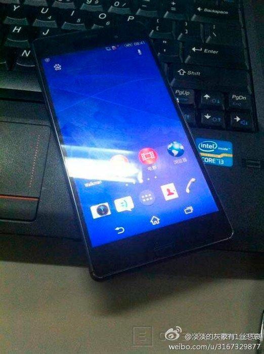 Se filtran las especificaciones del Sony Xperia Z3, Imagen 1