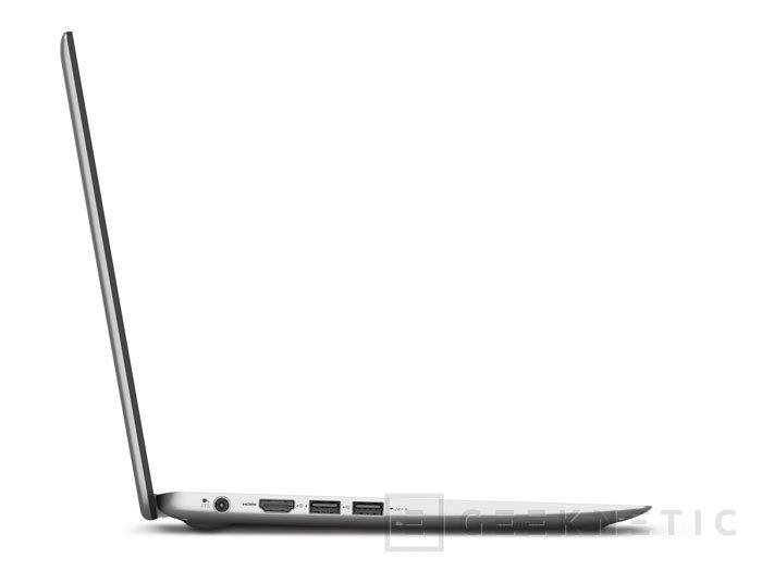 Toshiba lanza en España la nueva versión de su Ultrabook KIRA, Imagen 2