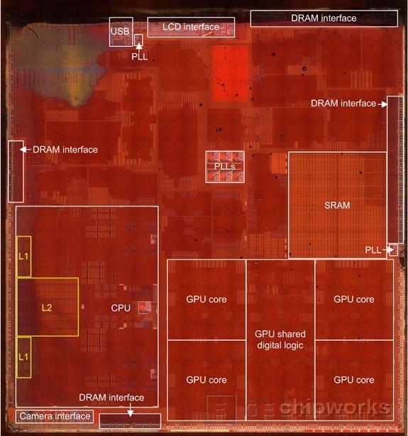 Apple mantendrá dos núcleos en su próximo chip A8, Imagen 1