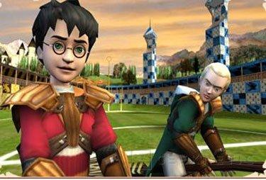 Ya a la venta Harry Potter: Quidditch Copa del Mundo, Imagen 1