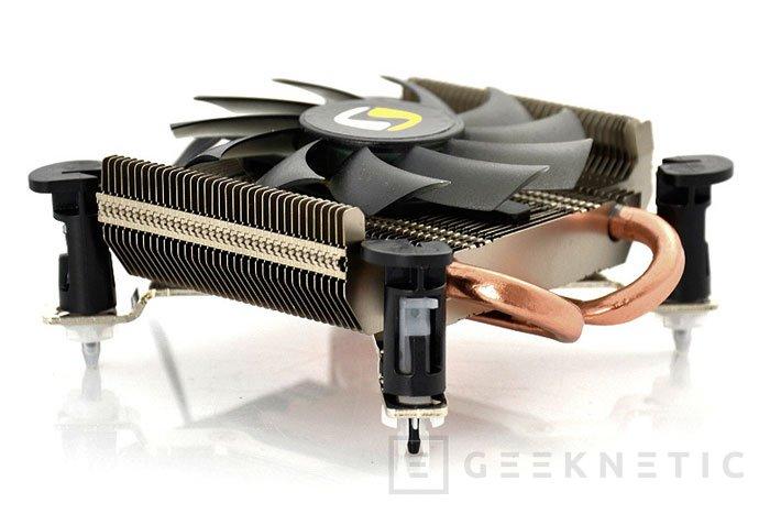 SilentiumPC LP812, llega otro disipador de perfil bajo para pequeños PCs, Imagen 1