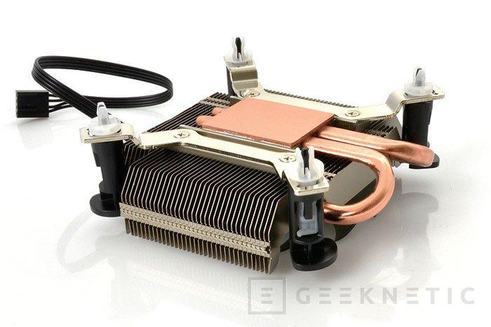 SilentiumPC LP812, llega otro disipador de perfil bajo para pequeños PCs, Imagen 2