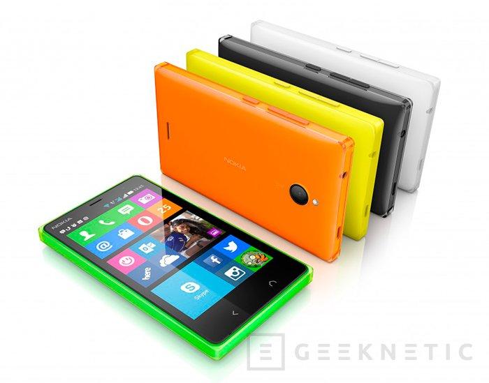 Microsoft cancela la gama Nokia X abandonando Android definitivamente, Imagen 2