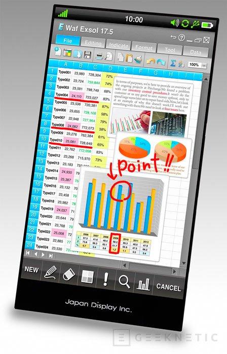 Mediatek y Japan Display ya tienen una pantalla para smartphones de 120 Hz, Imagen 1