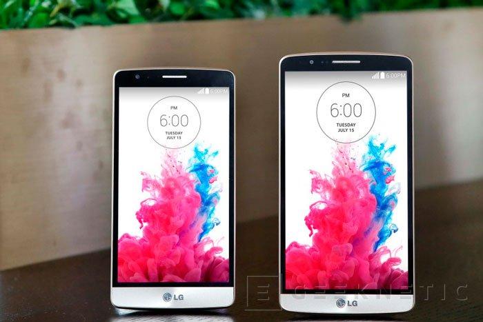 El LG G3 Beat costará 349 Euros, Imagen 1