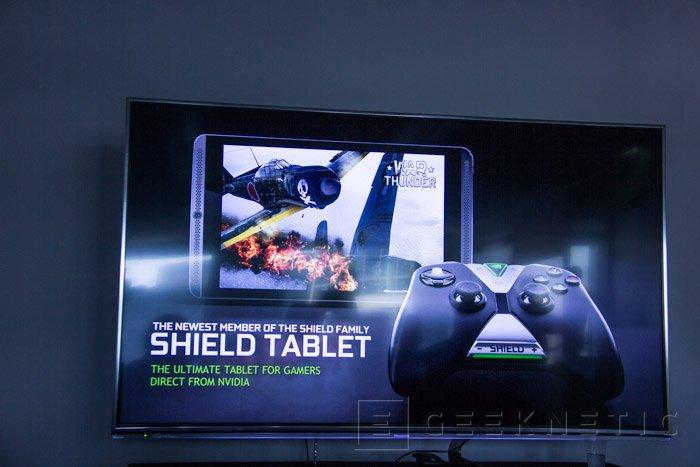NVIDIA SHIELD TABLET, una consola en tu tableta, Imagen 1
