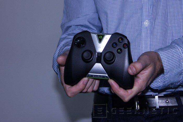 NVIDIA SHIELD TABLET, una consola en tu tableta, Imagen 2