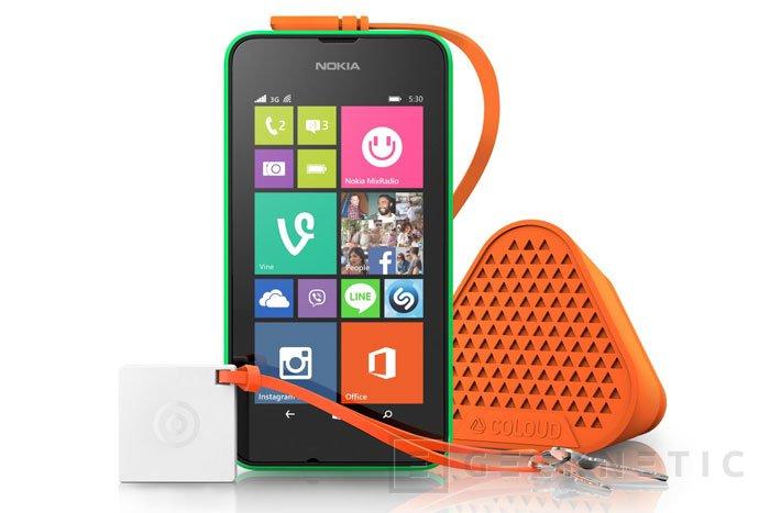 Microsoft lanza el Lumia 530 por menos de 100 Euros, Imagen 2
