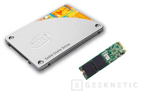 Llega la nueva familia de SSDs profesionales Intel SSD Pro 2500, Imagen 1