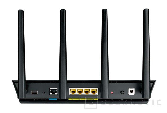 El nuevo router ASUS RT-AC87 alcanza los 2,33 Gb/s de velocidad, Imagen 2