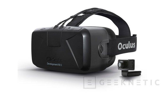 El Oculus Rift DK2 comienza a enviarse, Imagen 1