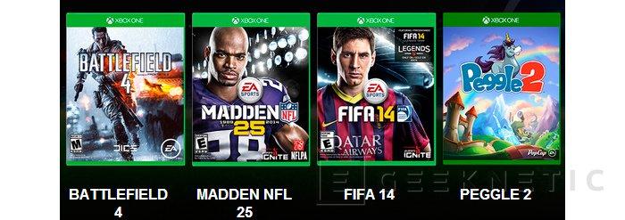 """EA introduce un servicio de suscripción en """"tarifa plana"""" para Xbox One, Imagen 1"""