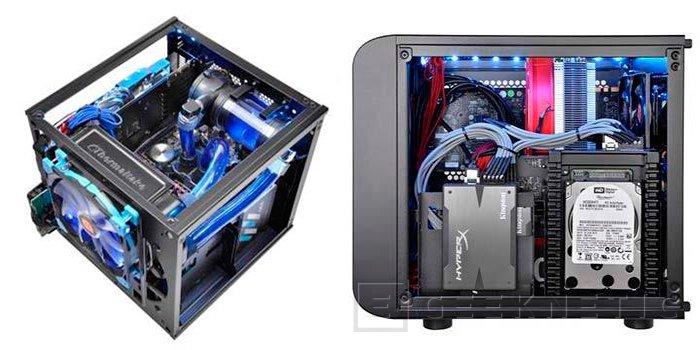 Thermaltake presenta la nueva Core V1 Mini-ITX, Imagen 2