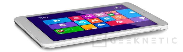 Kingsing W8 es un Tablet Windows por 100 Dólares, Imagen 3