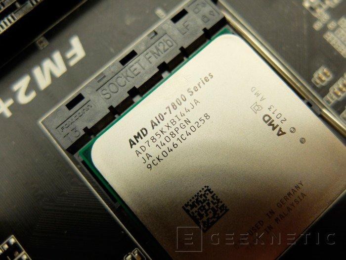 AMD introduce tres nuevas APU FM2+ más eficientes, Imagen 1
